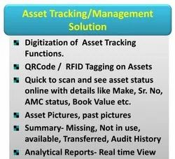 Online/Cloud-based Asset Tracking And Management Solution