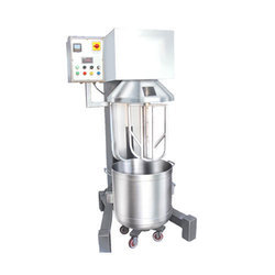 MS Natural Steel Planetary Mixer Machine, 2.5