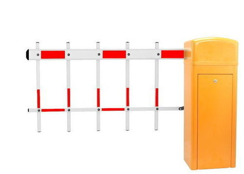 Entrance Control And Gate Automation Flap Barrier