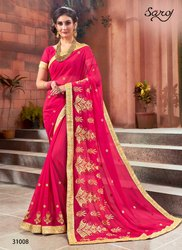 Elegant  Fancy Trendy Sarees
