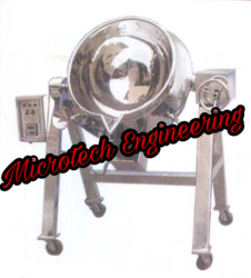 Double Jacketed Paste Making Kettle