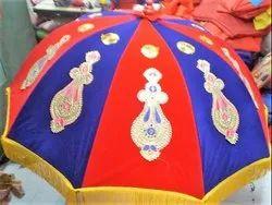 Double Color Wedding Umbrella