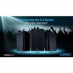 2000 W Tower Speakers QSC K.2 Series DJ Speaker