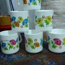Plastic Printed Foil Printing On Cups, in Delhi