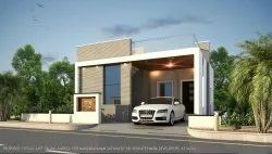 2 Individual House in Gated Community Duvvada Visakhapatnam, Area of Construction: 1200