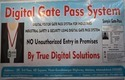Visitors Gate Pass Management Services