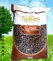 Pepper Black Golden Spices 50 Kg Bag