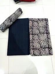Kalamkari Cotton Dress Material