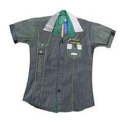Regular Wear Kids Designer Shirt