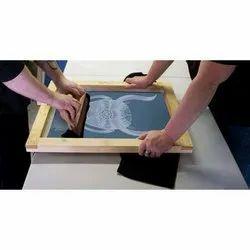 Foam Screen Printing