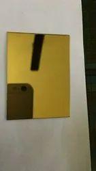 Golden Mirror Sheet
