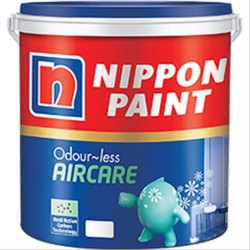 Nippon Odourless Air Care Paint, Packaging Type: Bucket