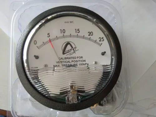 Differential Pressure - Differential Pressure Gauge