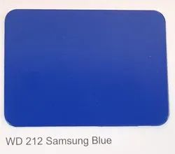 Wd-212 Samsung Blue ACP Sheets