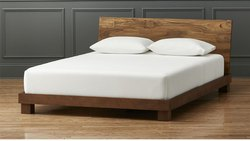 Low Wooden Cot
