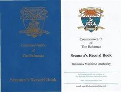 Bahamas CDC Seaman Book, बहामास सीडीसी