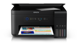 Epson Multifunction InkTank Printer
