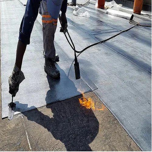 Damper Waterproofing Works