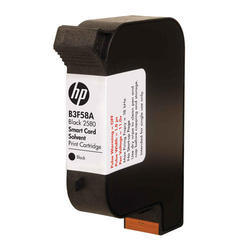 B3F58A 2580 Solvent Black Ink Cartridge