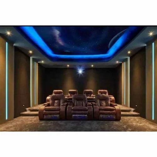 Home Theater Fiber Optic Light