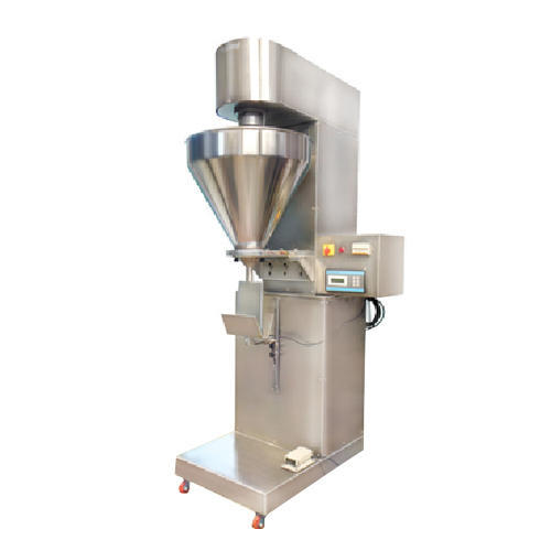 SS Auger Filling Machine