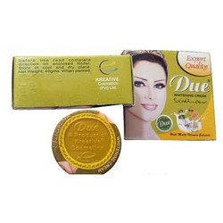 Due Whitening Cream
