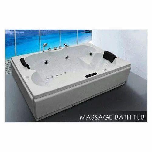 Double Seater Bathroom Tub  sc 1 st  IndiaMART & Double Seater Bathroom Tub at Rs 40000 /piece | Bath Tubs | ID ...