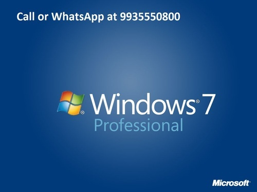 serial number win 7 professional