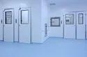 Blue Sky 8 - 10 Feet Modular Cleanroom, For Hospital, Powder Coated