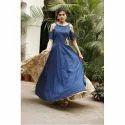 Ladies Partywear Indo Western Dress