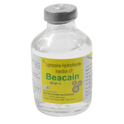 Lignocaine Hydrochloride Injection IP