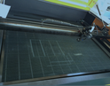 Laser Cutting Machine With Scanning Camera (LD-1210)