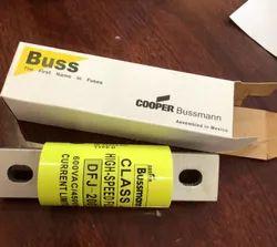Eaton Bussmann Cooper Industrial Fuse, 600v, 200a