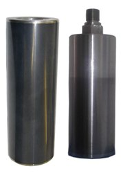 Tungsten Carbide coated plungers