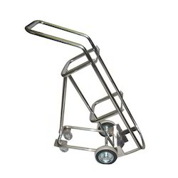 Medical Cylinder Trolley