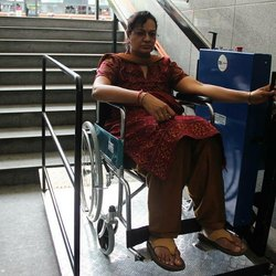 Staircase Wheelchair Lift