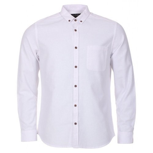 Plain Shirt - Mens Cotton Plain Shirt Manufacturer from Delhi