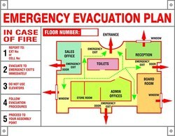 FEEP Fire Emergency Evacuation Plan
