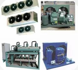 Refrigeration Units, For Cold Storage
