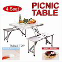 Picnic Aluminum Table