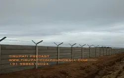 Precast Compound Boundary Wall