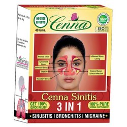 Cenna Sinitis for Chronic Sinus