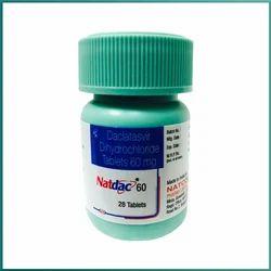 Natdac 60 mg Tablets