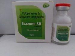 Cefoperazone 500mg Sulbactam 500mg Injection
