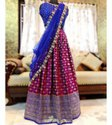 Gota Zari Wedding Lehenga