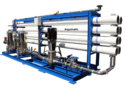 Nanofiltration System For Water Softening