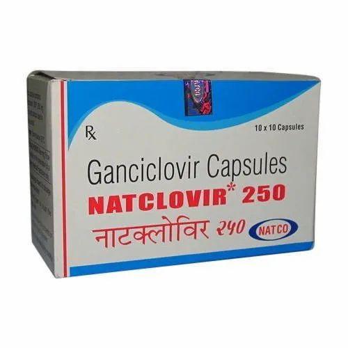 Ganciclovir Capsules Natclovir