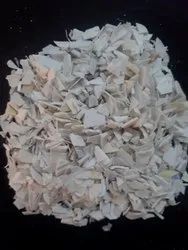 White PP SCRAP, Packaging Type: 25 Kgs, Size: Flakes