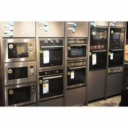 Domestic Built In Oven, Capacity: 70 Litres, Size/Dimension: 595 x 575 x 595 Mm
