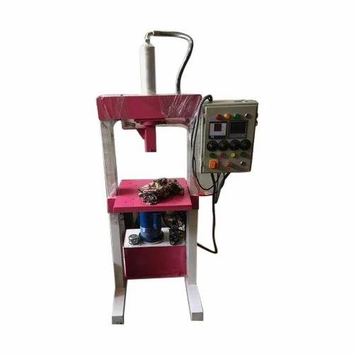 Single Cylinder Hydraulic Paper Plate Machine